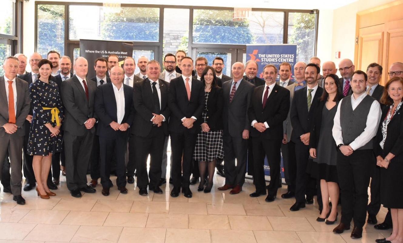 G'Day USA Roundtable on Defence Innovation 2019 - G'Day USA